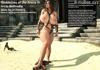 Goddesses Of The Arena 3 Sex Comix