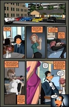 Goofy Date Comics Porn Muses Sex Comics