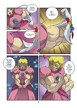 8 muses comic Growth Queens 1 - Power Corrupts image 3