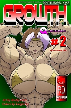 Growth Queens 2 – Never Enough XXX comic