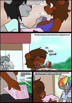 8 muses comic Handling The Heat 1 image 36