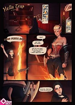 8 muses comic Hella Trap image 2