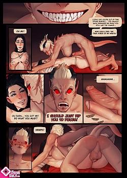 8 muses comic Hella Trap image 9