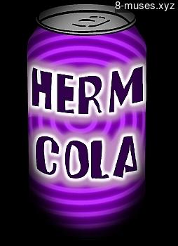 Herm Cola XXX comic