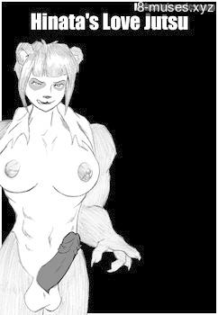 Hinata's Love Jutsu