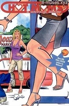 Hot Moms 2 XXX Comix