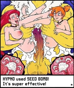 8 muses comic Hypno-Tized image 8
