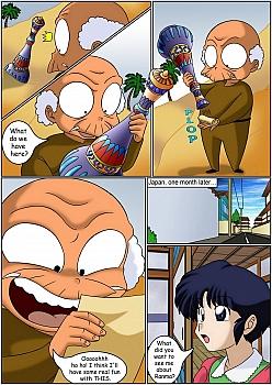 8 muses comic I Dream Of Akane image 4