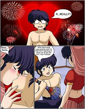 8 muses comic I Dream Of Akane image 44