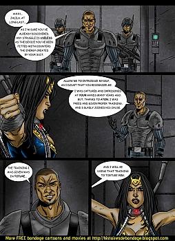 8 muses comic Jalila - Aton Stikes Back 1 image 15
