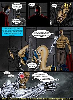 8 muses comic Jalila - Aton Stikes Back 1 image 23