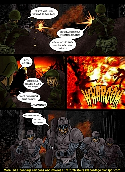 8 muses comic Jalila - Aton Stikes Back 1 image 7