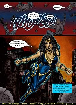 8 muses comic Jalila - Aton Stikes Back 1 image 8