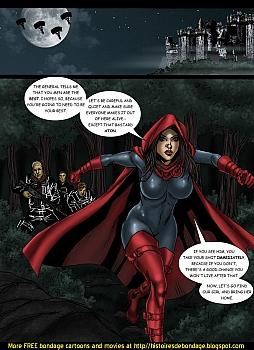 8 muses comic Jalila - Aton Stikes Back 2 image 10