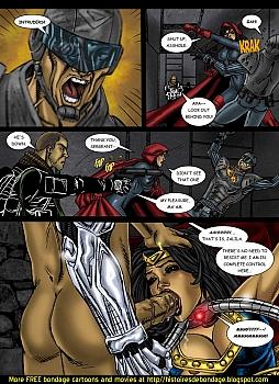 8 muses comic Jalila - Aton Stikes Back 2 image 14