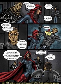 8 muses comic Jalila - Aton Stikes Back 2 image 15