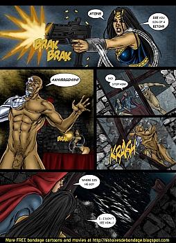 8 muses comic Jalila - Aton Stikes Back 2 image 23