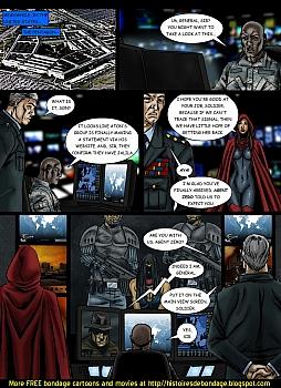 8 muses comic Jalila - Aton Stikes Back 2 image 7