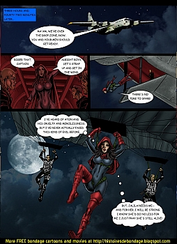 8 muses comic Jalila - Aton Stikes Back 2 image 9