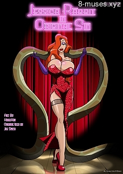 Jessica Rabbit In Original Sin XXX comic