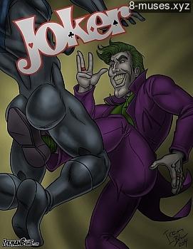 Joker XXX comic