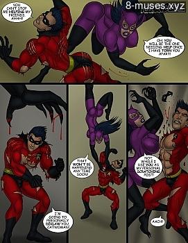 8 muses comic Joker image 11