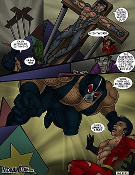 8 muses comic Joker image 13