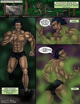 8 muses comic Joker image 2