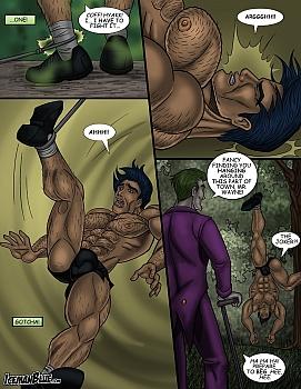 8 muses comic Joker image 3