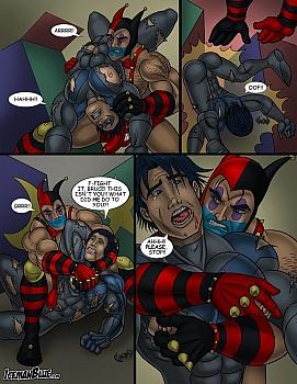 8 muses comic Joker image 8