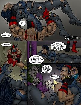 8 muses comic Joker image 9