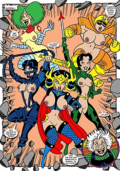 8 muses comic Jump Pages 2 image 13