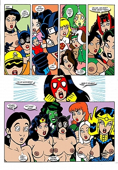 8 muses comic Jump Pages 2 image 16