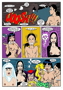 8 muses comic Jump Pages 2 image 18