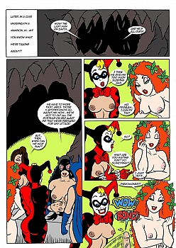 8 muses comic Jump Pages 2 image 2