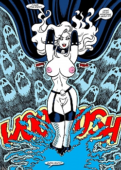 8 muses comic Jump Pages 2 image 23