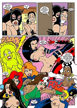 8 muses comic Jump Pages 2 image 8