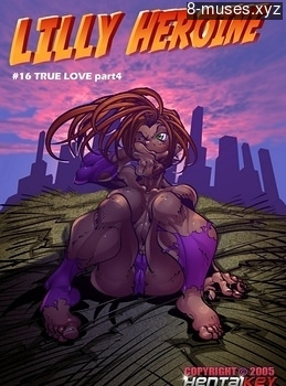 Lilly Heroine 16 – True Love 4 Porn Comix