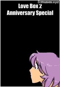 Love Box 2 – Anniversary Special Porn Comix