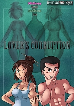 Lover's Corruption XXX comic