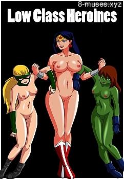 Low Class Heroines XXX comic
