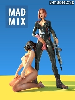 Mad Mix 8muses porn