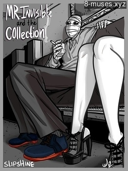 Mr Invisible And The Collection comics porn