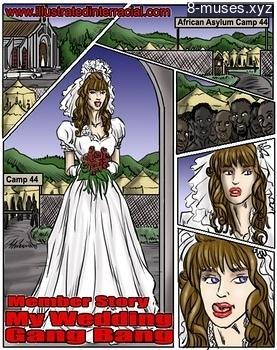 My Wedding Gang Bang 8muses porn