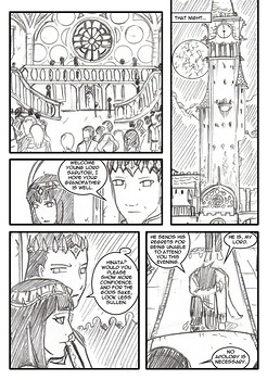8 muses comic Naruto-Quest 1 - The Hero And The Princess! image 10