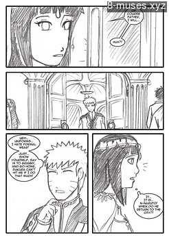 8 muses comic Naruto-Quest 1 - The Hero And The Princess! image 11