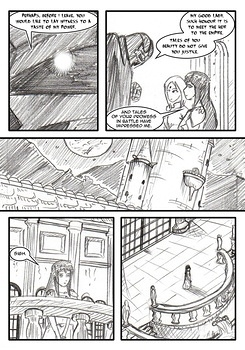 8 muses comic Naruto-Quest 1 - The Hero And The Princess! image 15