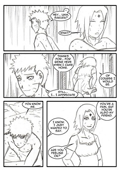 8 muses comic Naruto-Quest 1 - The Hero And The Princess! image 5