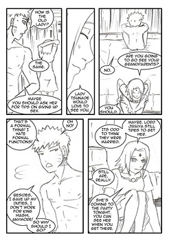 8 muses comic Naruto-Quest 1 - The Hero And The Princess! image 6