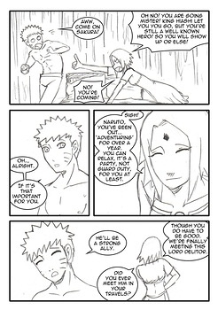 8 muses comic Naruto-Quest 1 - The Hero And The Princess! image 7